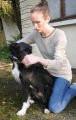 Alice Descroizette - Ostéopathe animalier spécialisée Canin