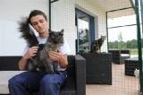 Le palace où chiens et chats testent les croquettes