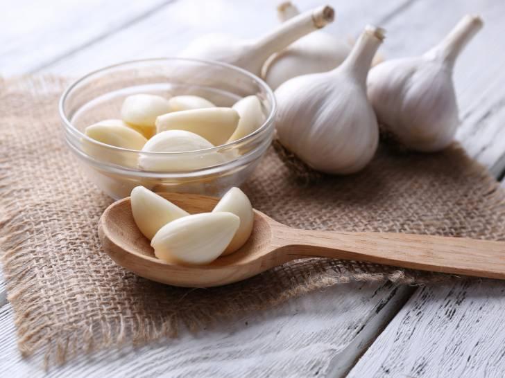 L'ail, l'oignon et l'échalote