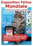 La mondiale WCF FRANCE 2012 se prépare !