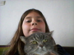 Chat louna et moi -  Femelle (3 ans)